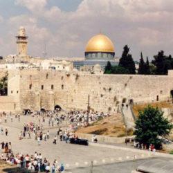 Vue sur le Kotel (Mur des Lamentations, Jérusalem