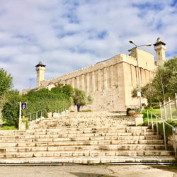 Marat HaMachpela, Hebron (le caveau des Patriarches)